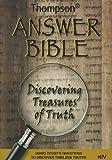 Thompson Answer Bible NIV, Hartnell House / Kirkbride Bible, 1936119072