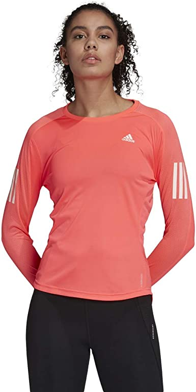 Caballo suicidio esposas  Amazon.com: adidas Womens Own The Run Long Sleeve Tee: Clothing