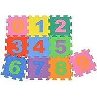 DIAKO Baby Toy Tapete Numeros para Pisos Game