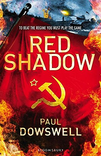 Buy RED SHADOW by Paul Dowswell