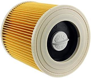 Spares2go WD2200 WD2210 WD2240- Filtro a cartuccia Karcher per aspirapolvere