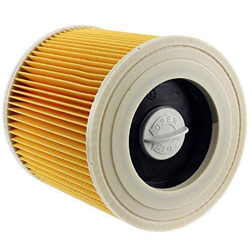 spares2go cartridge filter for karcher mv2 nt27 1 wet dry vacuum cleaners. Black Bedroom Furniture Sets. Home Design Ideas