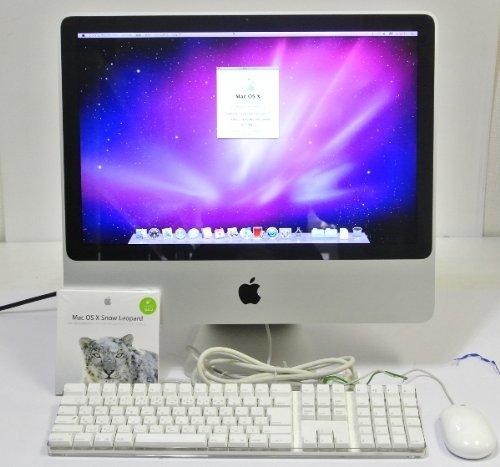 Apple iMac A1224 C2D-2.4GHz 1G 320G DVD-RW AirMAC 20TFT OSX