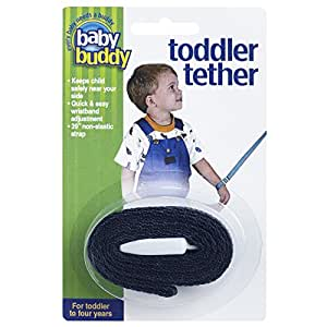 Baby Buddy 00160N Correa para niño, color azul marino