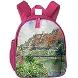 Best Everest Bookbags For Girls - Backpack Printed Laptop Scenes Painting School Bookbags College Review
