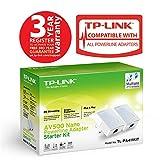 TP-LINK TL-PA411KIT AV500 500 Mbps Nano Powerline Adapter Starter Kit - Twin Pack Bild 2