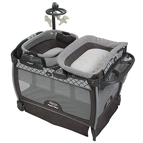 Graco Pack 'n Play Nearby Napper Playard, -