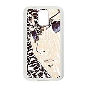 Attack On Titan Samsung Galaxy S5 Cell Phone Case White FRGAG6410917646804
