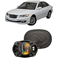 Fits Hyundai Azera 2006-2011 Rear Deck Factory Replacement Harmony HA-R69 Speakers New