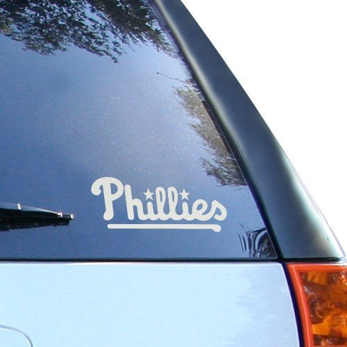 Philadelphia Phillies Window Graphic Decal (Philly Window Decals compare prices)