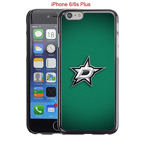 fan products of iPhone 5 Case, iPhone 5S Cover, iPhone SE Cases, Dallas Hockey Team logo 02 Drop Protection Never Fade Anti Slip Scratchproof Black Hard Plastic Case