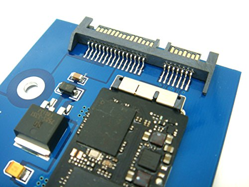 6+12 Pin to SATA Adapter Card With 3.5-Inch Bracket For 2010-2011 MACBOOK AIR A1369 A1370 A1377 SSD by Sintech (Image #3)