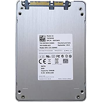 Dell LiteOn LCS-256M6S 256Gb 6.0Gbps 2.5-Inch Internal Solid State Drive