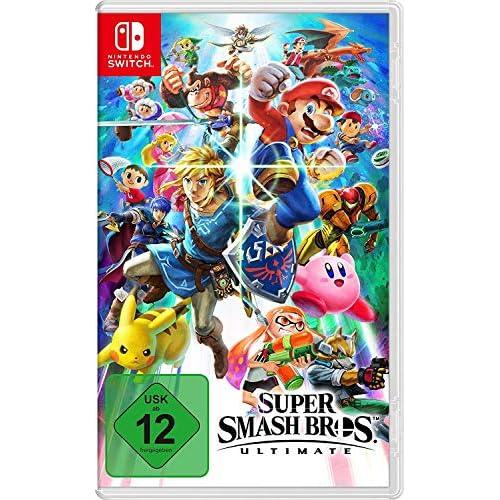 chollos oferta descuentos barato Super Smash Bros Ultimate Nintendo Switch Importación alemana