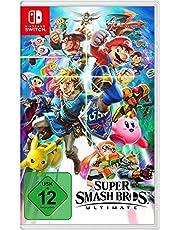 Super Smash Bros. Ultimate - Nintendo Switch [Edizione: Germania]