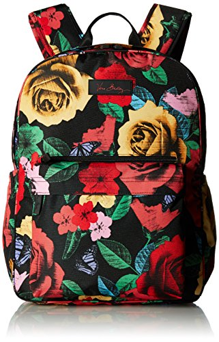 (Lighten Up Grande Laptop Backpack Backpack, Havana Rose, One Size)