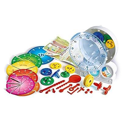 Clementoni 61763 Science Museum-Clock Lab: Toys & Games