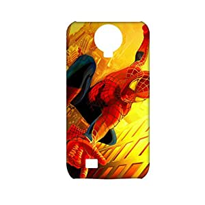 Generic Creativity Back Phone Cover For Children Print With The Amazing Spider Man For Samsung Galaxy S4 Full Body Choose Design 1-12