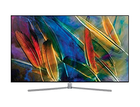 effdbb89d3c Samsung 138 cm QA55Q7F Ultra HD 4K LED Smart TV With  Amazon.in  Electronics