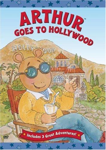Arthur Goes To Hollywood Dvd Region 1 Us Import Ntsc Amazoncouk