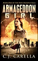 Armageddon Girl (New Olympus Saga Book 1)