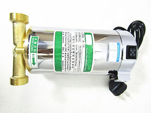 150W 220V 50Hz Automatic Household Water pump Booster Pump Boost Pressure and Circulate Water 15L/min