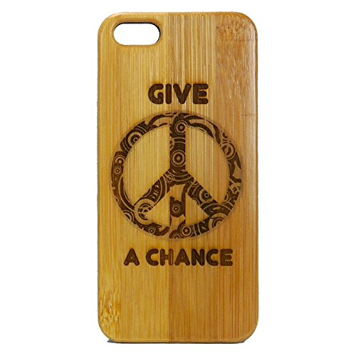 Amazon Give Peace A Chance Iphone Se Iphone 5 Or Iphone 5s Case