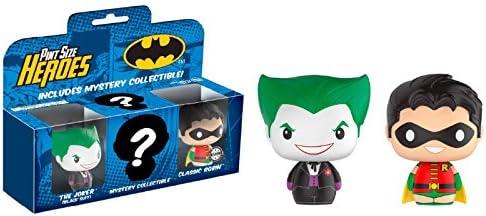 DC Comics Pint Size Heroes Vinyl Figure 3-Pack Batman 7 cm Funko Mini figures: Amazon.es: Juguetes y juegos