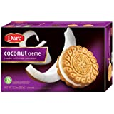 Dare Cookies, Coconut Creme, 12.3-Ounce Packages (Pack of 12) by Dare