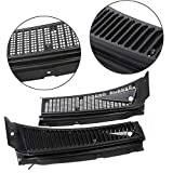 JMTAAT Windshield Wiper Cowl Vent Grille Cover
