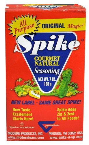 Modern Products All Purpose Original Magic! Spike Gourmet Natural Seasoning -- 7 oz - 2 pc