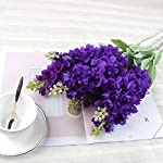 famibay-Artificial-Silk-Hyacinth-Flowers-Pack-of-6-Fake-Hyacinth-Flowers-and-Leaves-with-Plastic-Stem-for-Home-Hotel-Wedding-Party-Garden-Floral-Decoration-335-High-Purple