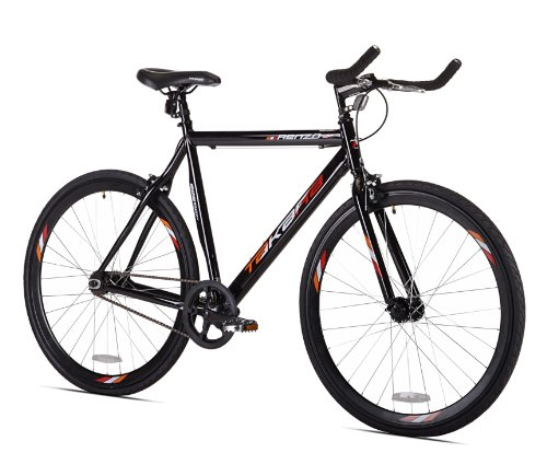 Takara Renzo Fixie Bike, 700c Black