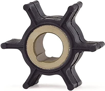 Full Power Plus Water Pump Replacement Impeller for 55//60//65//70//75HP CEF 500307 Sierra 18-3082 Johnson//Evinrude 382547//765431//777824