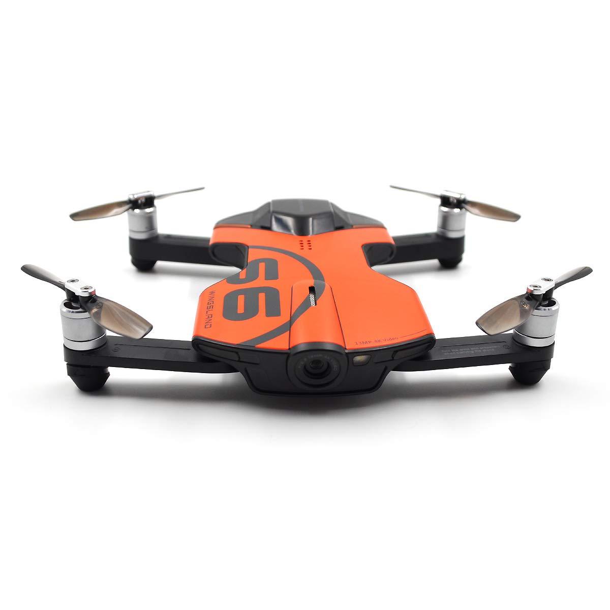Ocamo Drone de Bolsillo, WiFi FPV y cámara 4K UHD para Evitar ...