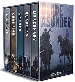 Blade Asunder Complete Series Box Set by [Kiln, Jon]