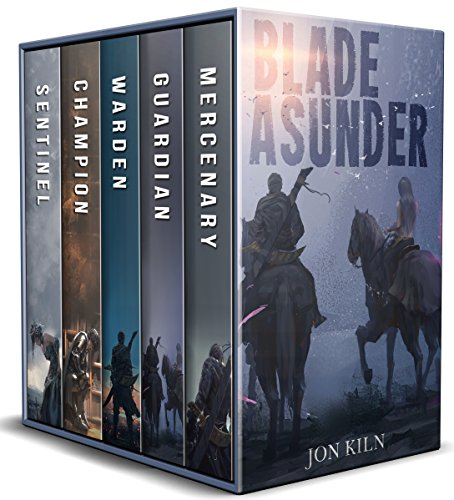 (Blade Asunder Complete Series Box Set)