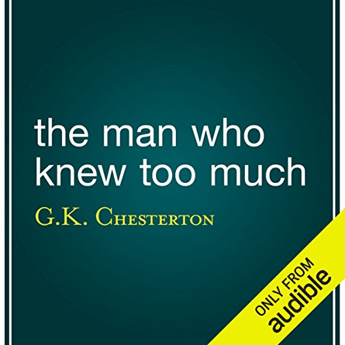 Bargain Audio Book - The Man Who Knew Too Much