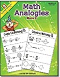 Math Analogies Book 2, Ct, 1601441983