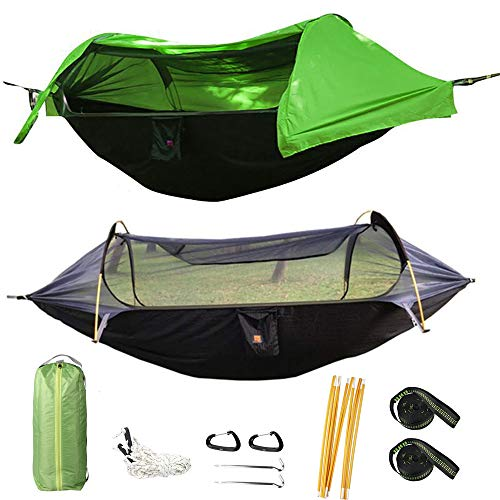 HongXingHai 3 in 1 Hammock with Mosquito Net and Rain