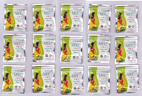 Merit Natural Slimming Pills, 15 Pack@ 21 Pills = 315 Pills