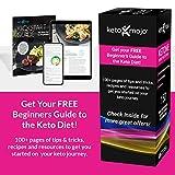 150 Ketone Test Strips with Free Keto Guide eBook