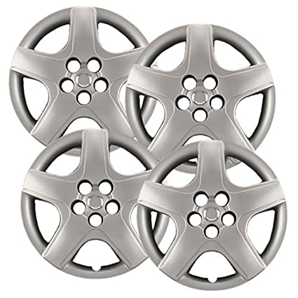 Amazon.com: Hubcaps.com Premium Quality 16