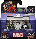 Marvel Minimates Series 17 Nova and Alien Venom Exclusive