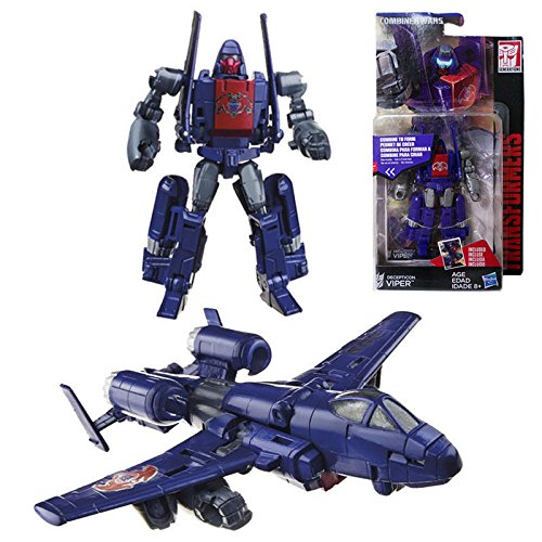 Transformers IDW Combiner Wars Viper Legends Action Figures Toy In Box