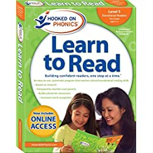 Hooked on Phonics Learn to Read - Level 5: Transitional Readers (First Grade   Ages 6-7)