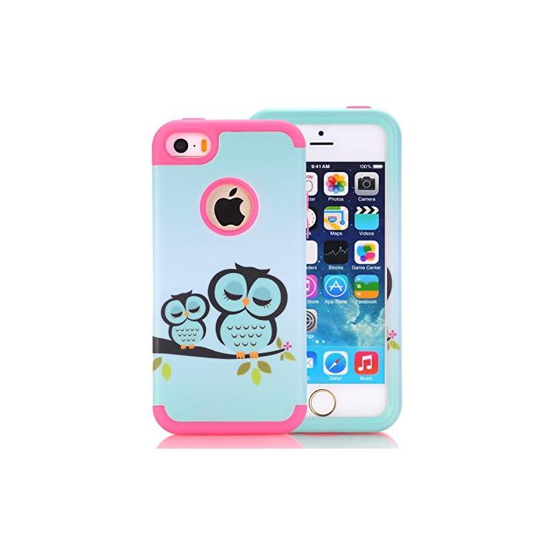 iPhone 5s Case,iPhone SE Case,SAVYOU [3i