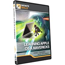 Learning Apple OS X Mavericks - Training DVD