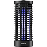 Hoont Portable Electric Indoor Bug Zapper Trap Fly Zapper Catcher UV – Powerful 2,000 Sq. Ft. Protection/Mosquito Killer, Insect Killer, Fly Killer Travel, Home, etc. [Upgraded]