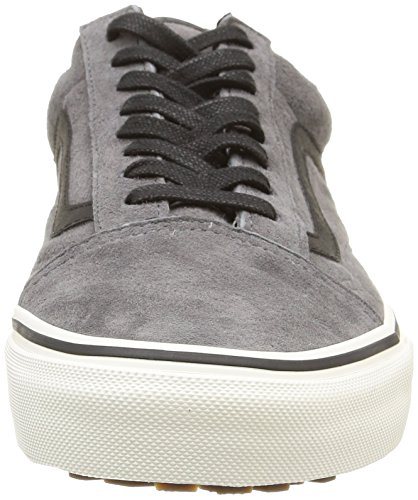 Adulte Pewter Gris U Basses Skool Mixte Vans Baskets Wool Old MTE CAxTwwfq0